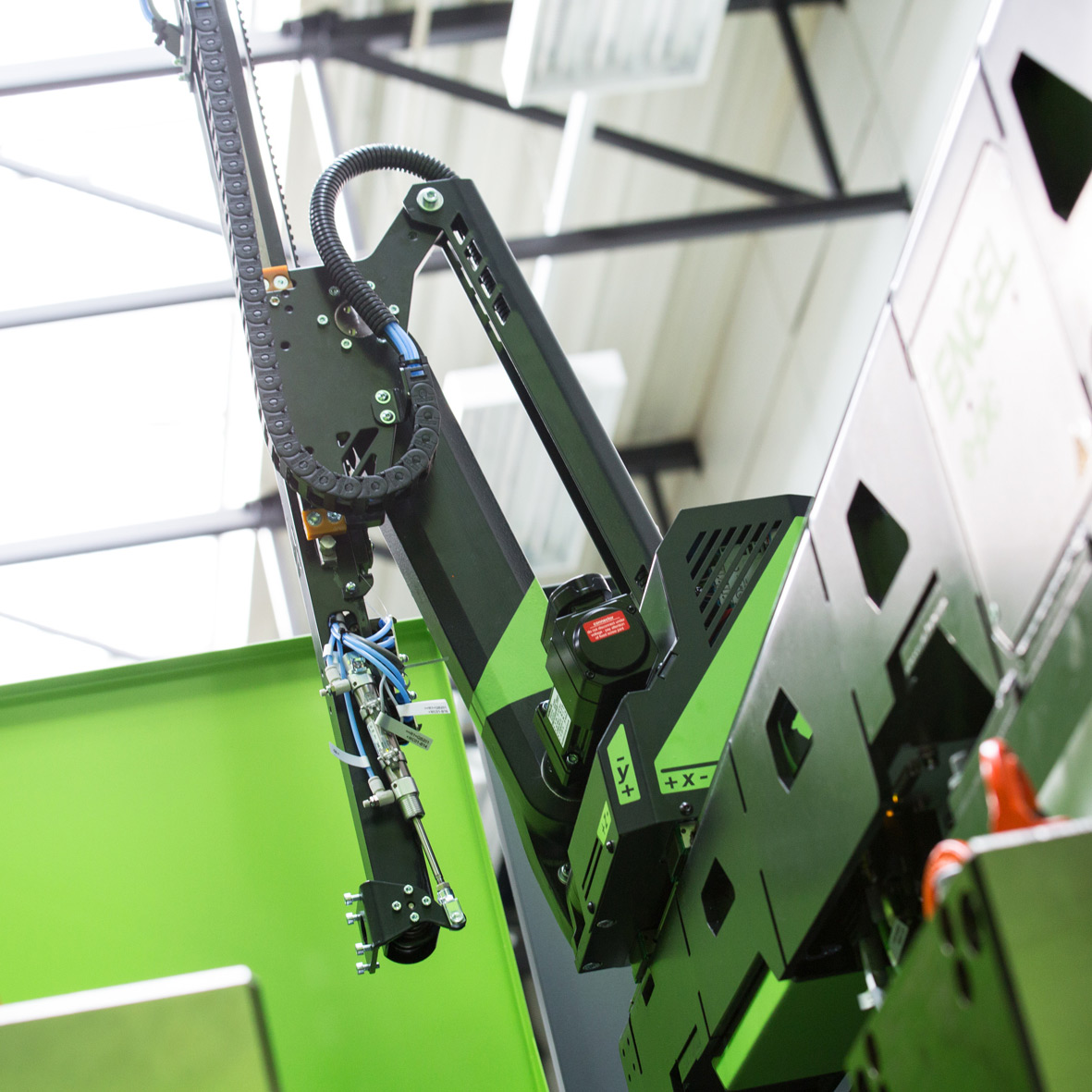 Automation And Grippers | GreenTech Machinery