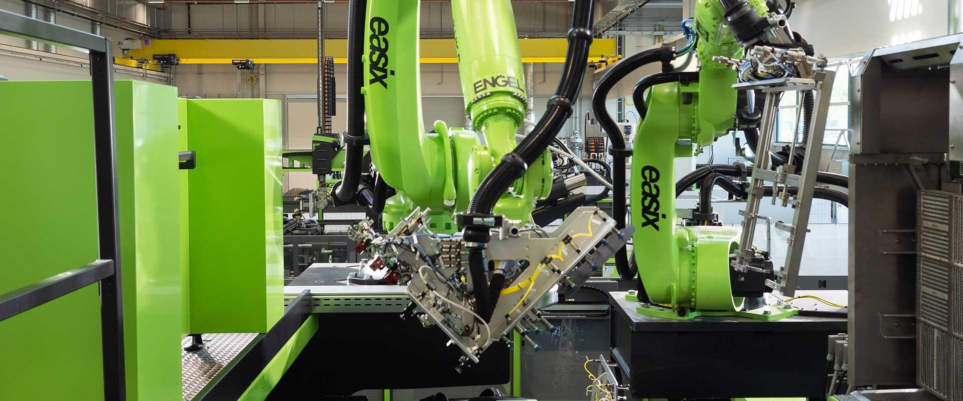 ENGEL Grippers Duo 800 P1000301 | GreenTech Machinery