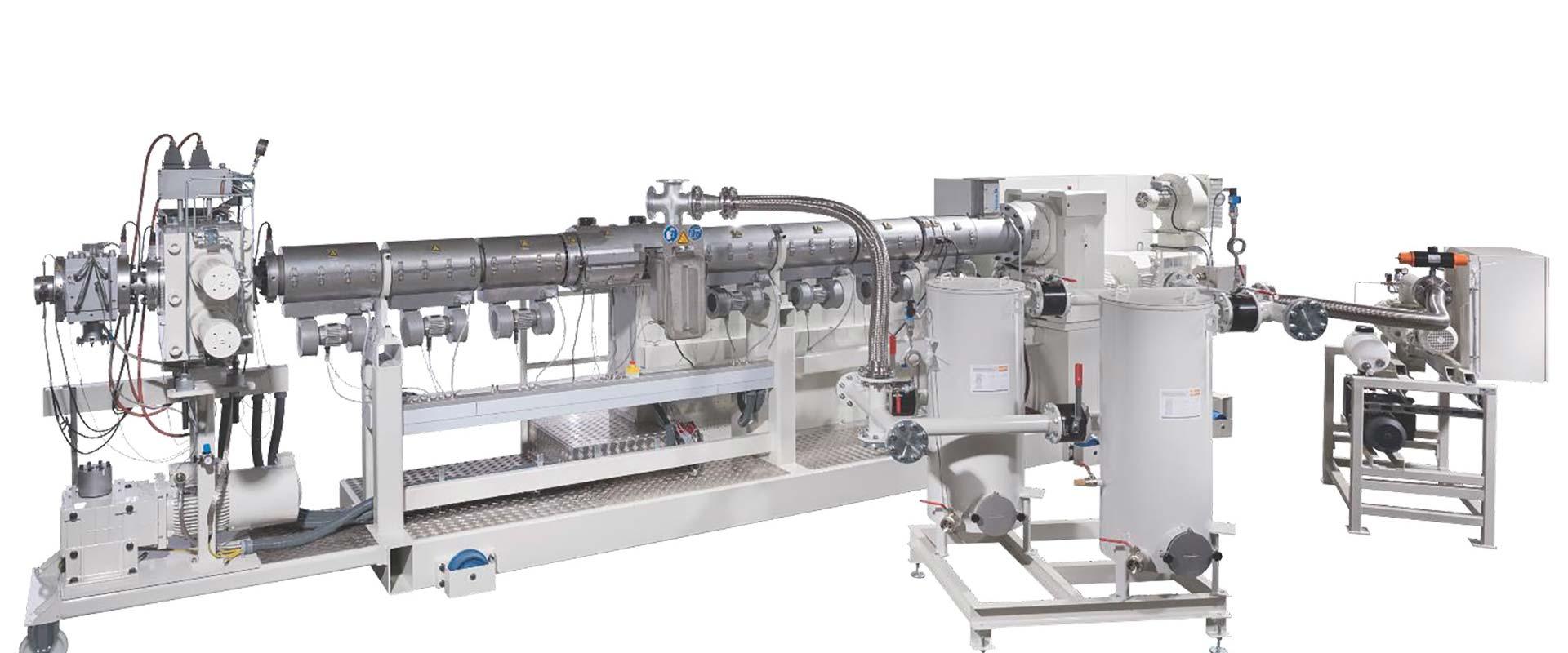 Machinery BattenFeld Concinatti Extrusion | GreenTech Machinery