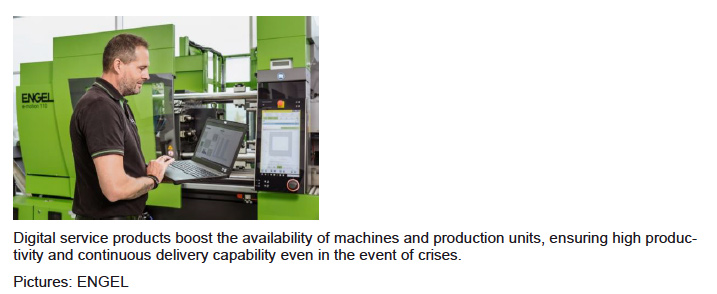 ENGEL Injection Moulding Machines at Chinaplas   GreenTech Machinery
