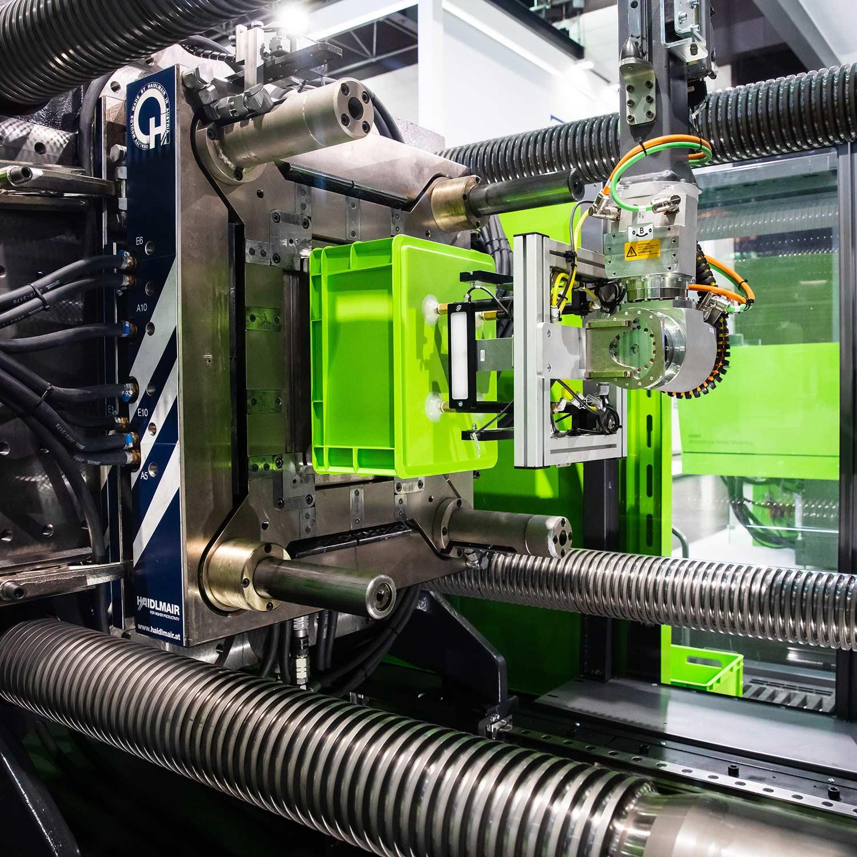 ENGEL Injection Moulding Machines   GreenTech Machinery