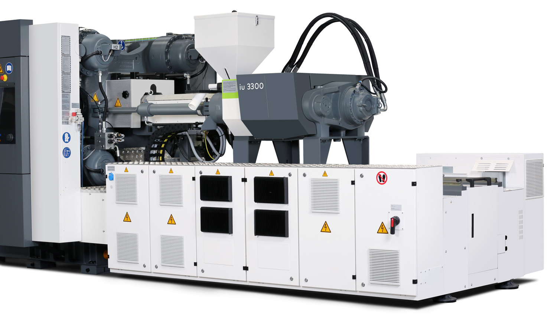 WINTEC Injection Unit | GreenTech Machinery