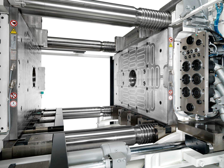 EAS K Pressmag LP 1 | GreenTech Machinery