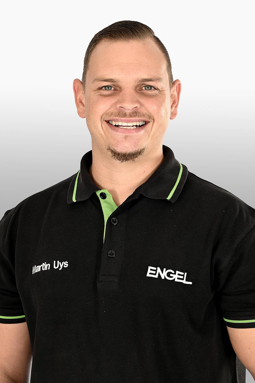 Employees - Martin Uys   GreenTech Machinery
